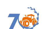 대동공업, 창립 70주년 '70번째 수확' 엠블럼 및 슬로건 공개