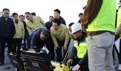 김영록 장관, 지진에 따른 농업용 시설 안전관리 당부