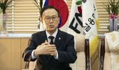 농업기술실용화재단, 제4대 박철웅 신임이사장 출입기자단 인터뷰