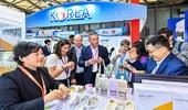 상하이식품박람회에서도 건강식재료, 간편포장이 대세