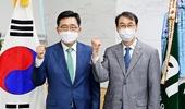 aT-한국식품안전관리인증원 간담회 가져