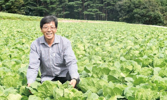 강원도한국농업경영인연합회 최흥식 회장